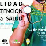 SEMINARIO TALLER SOBRE CALIDAD EN LA ATENCION DE LA SALUD