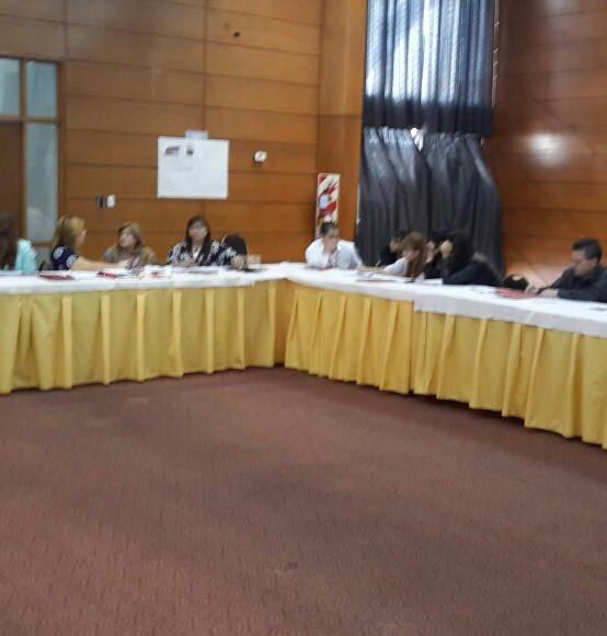 Cuarto encuentro de coordinadores de CEYFE