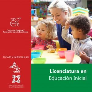 Licenciatura Educacion Inicial frente