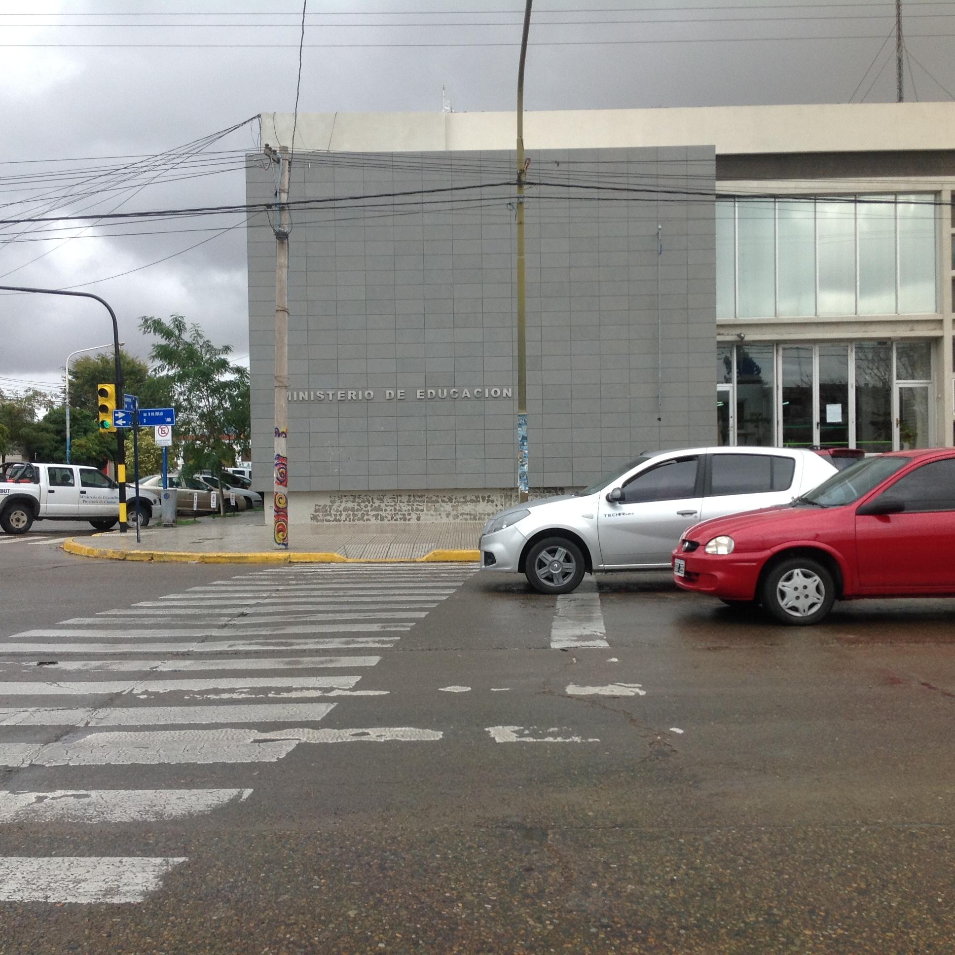 REUNION DE LA DIRECTORA DE COORDINACIÓN Y GESTIÓN DE CEYFE CON EL DIRECTOR DE ENSEÑANZA PRIVADA DE LA PROVINCIA DE CHUBUT