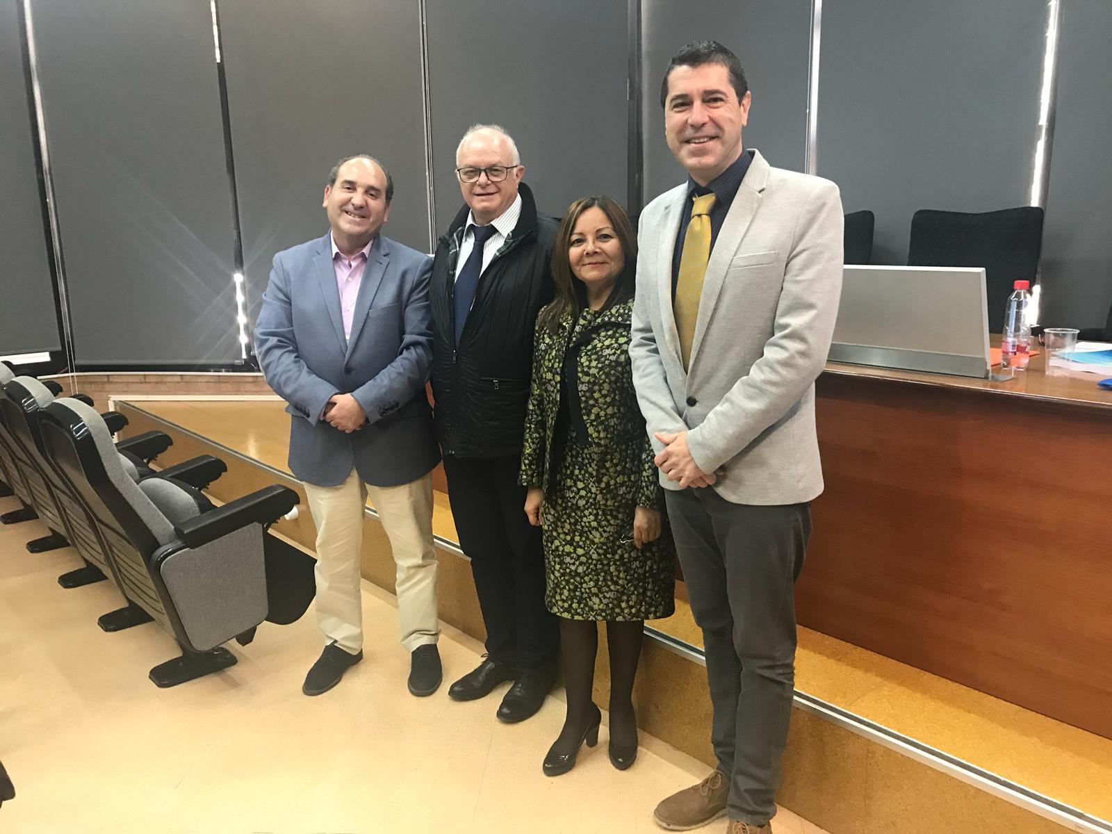 Universidad de Almería – Escuela Internacional de Doctorado