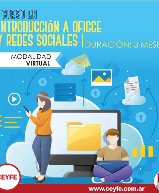 Introducción a Office y Redes Sociales
