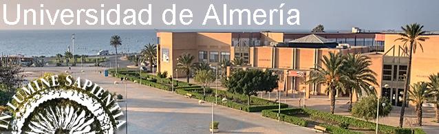 CONVENIO CON LA UNIVERSIDAD DE ALMERÍA, ESPAÑA